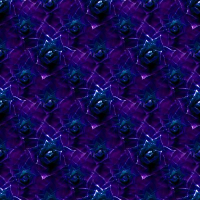 Click to get the codes for this image. Blue And Purple Abstract Flowers Background Texture Tiled, Flowers, Abstract, Blue Background Wallpaper Image or texture free for any profile, webpage, phone, or desktop
