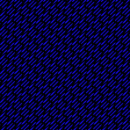 Click to get the codes for this image. Blue Diagonal Dashes On Black, Diagonals, Blue Background Wallpaper Image or texture free for any profile, webpage, phone, or desktop