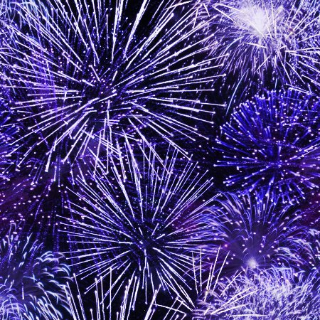 Click to get the codes for this image. Blue Fireworks Background Texture Seamless, Fireworks, Blue Background Wallpaper Image or texture free for any profile, webpage, phone, or desktop
