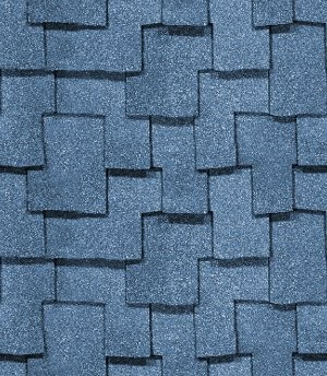 Click to get the codes for this image. Blue Interlocking Roof Shingles Background Seamless, Shingles  Roofs, Blue Background Wallpaper Image or texture free for any profile, webpage, phone, or desktop
