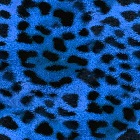 Click to get the codes for this image. Blue Leopard Fur Seamless Background Pattern, Fur and Animal Print, Blue Background Wallpaper Image or texture free for any profile, webpage, phone, or desktop