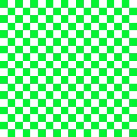 Click to get the codes for this image. Bright Green And White Checkerboard Pattern, Green, Checkers and Squares Background Wallpaper Image or texture free for any profile, webpage, phone, or desktop