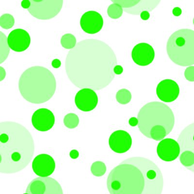 Click to get the codes for this image. Bright Green Random Circle Dots Seamless Background, Circles, Polka Dots, Green Background Wallpaper Image or texture free for any profile, webpage, phone, or desktop
