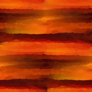Click to get the codes for this image. Bright Orange Watercolor Seamless Painting, Orange, Artistic Background Wallpaper Image or texture free for any profile, webpage, phone, or desktop