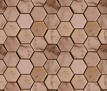Click to get the codes for this image. Brown Hexagon Tile Background Seamless, Tile, Brown Background Wallpaper Image or texture free for any profile, webpage, phone, or desktop