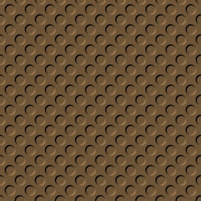 Click to get the codes for this image. Brown Indented Circles Background Seamless, Beveled and Indented, Circles, Brown Background Wallpaper Image or texture free for any profile, webpage, phone, or desktop