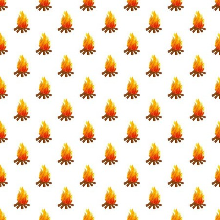 Click to get the codes for this image. Campfires On White, Fire Background Wallpaper Image or texture free for any profile, webpage, phone, or desktop
