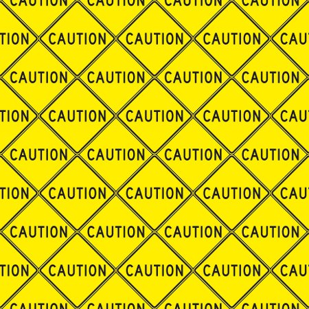 Click to get the codes for this image. Caution Signs Background Seamless, Street Signs, Yellow Background Wallpaper Image or texture free for any profile, webpage, phone, or desktop