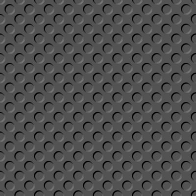 Click to get the codes for this image. Charcoal Gray Indented Circles Background Seamless, Beveled and Indented, Circles, Gray Background Wallpaper Image or texture free for any profile, webpage, phone, or desktop