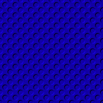 Click to get the codes for this image. Cobalt Blue Indented Circles Background Seamless, Beveled and Indented, Circles, Blue Background Wallpaper Image or texture free for any profile, webpage, phone, or desktop