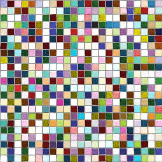 Click to get the codes for this image. Colorful Mosaic Tiles Background Seamless, Checkers and Squares, Tile Background Wallpaper Image or texture free for any profile, webpage, phone, or desktop