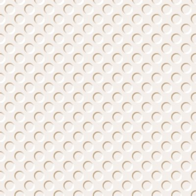 Click to get the codes for this image. Cream Colored Indented Circles Background Seamless, Beveled and Indented, Circles, Ivory or Cream Colored Background Wallpaper Image or texture free for any profile, webpage, phone, or desktop