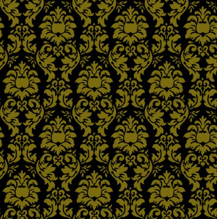 Click to get the codes for this image. Damask Wallpaper Seamless Background Gold And Black, Ornate, Damask, Gold Background Wallpaper Image or texture free for any profile, webpage, phone, or desktop