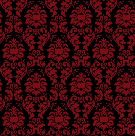Click to get the codes for this image. Damask Wallpaper Seamless Background Red And Black, Ornate, Damask, Red Background Wallpaper Image or texture free for any profile, webpage, phone, or desktop