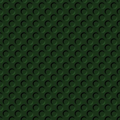 Click to get the codes for this image. Dark Green Indented Circles Background Seamless, Beveled and Indented, Circles, Green Background Wallpaper Image or texture free for any profile, webpage, phone, or desktop