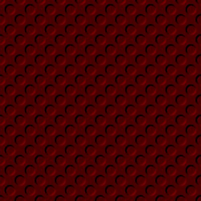 Click to get the codes for this image. Dark Red Indented Circles Background Seamless, Beveled and Indented, Circles, Red Background Wallpaper Image or texture free for any profile, webpage, phone, or desktop