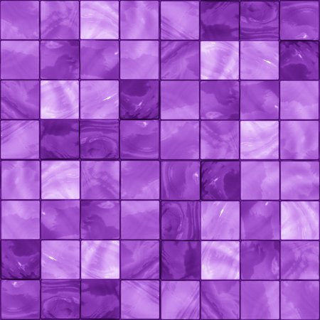 Click to get the codes for this image. Deep Purple Glass Tile Background Seamless, Tile, Purple Background Wallpaper Image or texture free for any profile, webpage, phone, or desktop