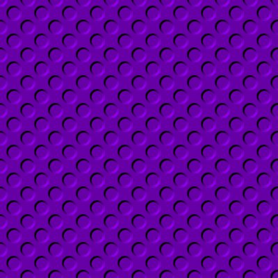 Click to get the codes for this image. Deep Purple Indented Circles Background Seamless, Beveled and Indented, Circles, Purple Background Wallpaper Image or texture free for any profile, webpage, phone, or desktop