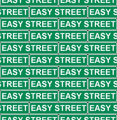 Click to get the codes for this image. Easy Street Signs Background Seamless, Street Signs, Green Background Wallpaper Image or texture free for any profile, webpage, phone, or desktop