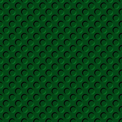 Click to get the codes for this image. Forest Green Indented Circles Background Seamless, Beveled and Indented, Circles, Green Background Wallpaper Image or texture free for any profile, webpage, phone, or desktop