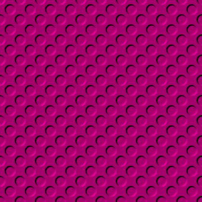 Click to get the codes for this image. Fuchsia Indented Circles Background Seamless, Beveled and Indented, Circles, Pink Background Wallpaper Image or texture free for any profile, webpage, phone, or desktop