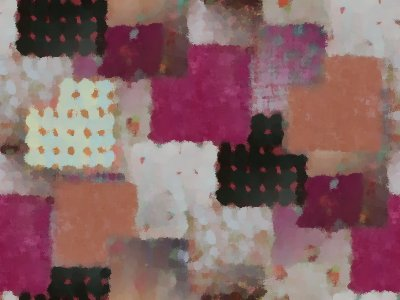 Click to get the codes for this image. Fuchsia Peach Patchwork Quilt Seamless Painting, Quilts, Artistic, Cloth Background Wallpaper Image or texture free for any profile, webpage, phone, or desktop