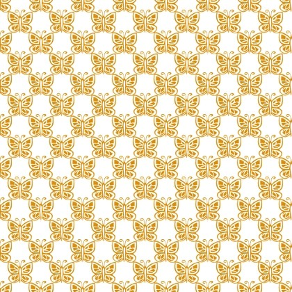Click to get the codes for this image. Gold Butterflies On White, Butterflies, Yellow Background Wallpaper Image or texture free for any profile, webpage, phone, or desktop