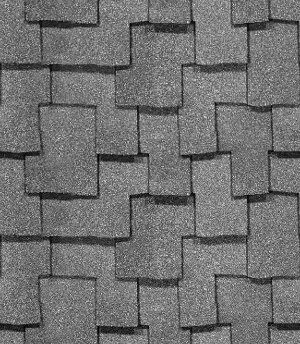 Click to get the codes for this image. Gray Interlocking Roof Shingles Background Seamless, Shingles  Roofs, Gray Background Wallpaper Image or texture free for any profile, webpage, phone, or desktop