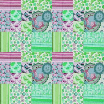Click to get the codes for this image. Green And Mauve Seamless Quilt Pattern, Green, Quilts, Cloth Background Wallpaper Image or texture free for any profile, webpage, phone, or desktop