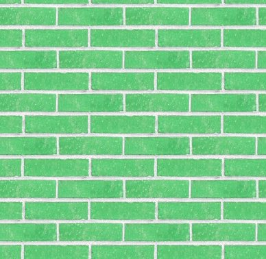 Click to get the codes for this image. Green Bricks Wall Seamless Background Texture, Bricks, Green Background Wallpaper Image or texture free for any profile, webpage, phone, or desktop