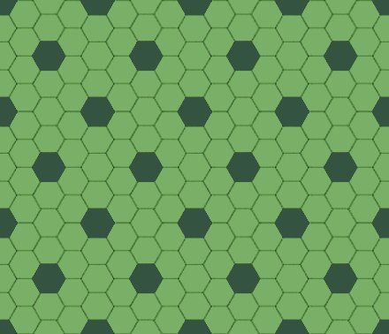 Click to get the codes for this image. Green Hexagon Tile Seamless Background Pattern, Tile, Green Background Wallpaper Image or texture free for any profile, webpage, phone, or desktop