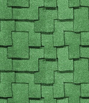 Click to get the codes for this image. Green Interlocking Roof Shingles Background Seamless, Shingles  Roofs, Green Background Wallpaper Image or texture free for any profile, webpage, phone, or desktop