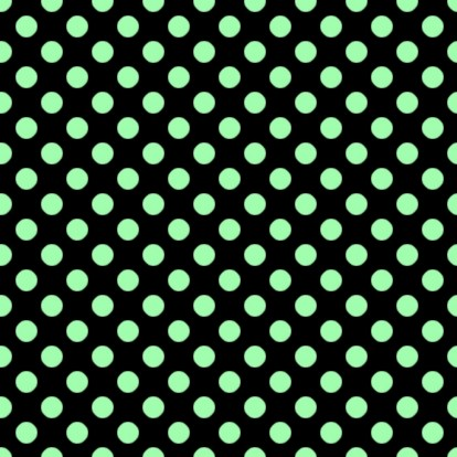 Click to get the codes for this image. Green Polkadots On Black, Green, Polka Dots Background Wallpaper Image or texture free for any profile, webpage, phone, or desktop