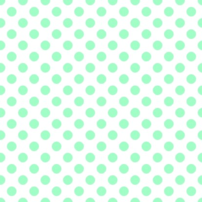 Click to get the codes for this image. Green Polkadots On White, Green, Polka Dots Background Wallpaper Image or texture free for any profile, webpage, phone, or desktop