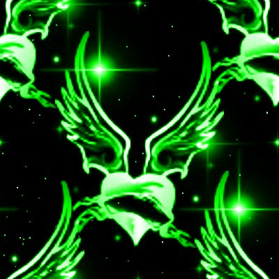 neon green hearts Quotes