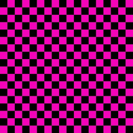 Click to get the codes for this image. Hot Pink And Black Checkerboard Pattern, Pink, Checkers and Squares Background Wallpaper Image or texture free for any profile, webpage, phone, or desktop