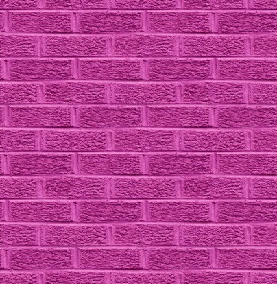 Click to get the codes for this image. Hot Pink Brick Wall Seamless Background Texture, Bricks, Pink Background Wallpaper Image or texture free for any profile, webpage, phone, or desktop