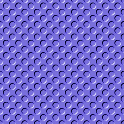 Click to get the codes for this image. Indigo Blue Indented Circles Background Seamless, Beveled and Indented, Circles, Blue, Purple Background Wallpaper Image or texture free for any profile, webpage, phone, or desktop