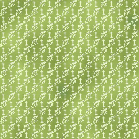 Click to get the codes for this image. John 3 16 Sage Green Background, Religious, Green Background Wallpaper Image or texture free for any profile, webpage, phone, or desktop