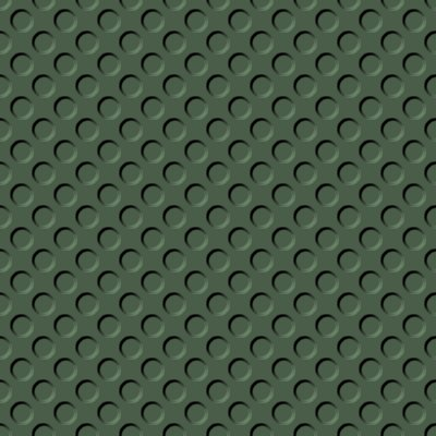 Click to get the codes for this image. Khaki Green Indented Circles Background Seamless, Beveled and Indented, Circles, Green Background Wallpaper Image or texture free for any profile, webpage, phone, or desktop