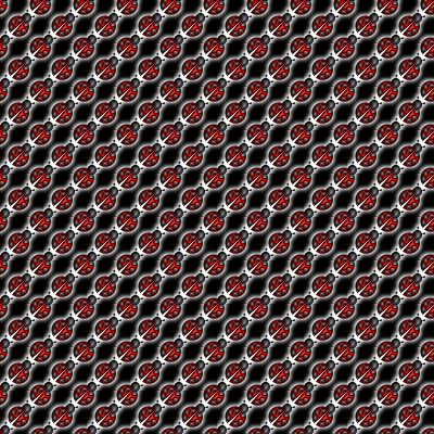 Click to get the codes for this image. Ladybugs On Black Background, Bugs  Insects Background Wallpaper Image or texture free for any profile, webpage, phone, or desktop