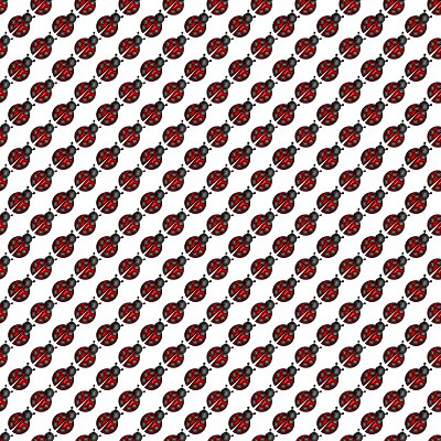 Click to get the codes for this image. Ladybugs On White Background, Bugs  Insects Background Wallpaper Image or texture free for any profile, webpage, phone, or desktop