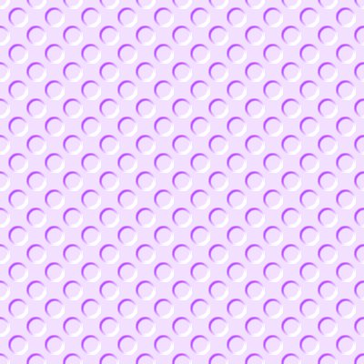 Click to get the codes for this image. Lavender Indented Circles Background Seamless, Beveled and Indented, Circles, Purple Background Wallpaper Image or texture free for any profile, webpage, phone, or desktop