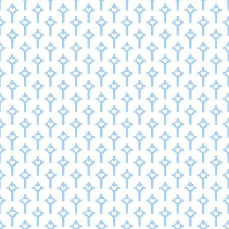 Click to get the codes for this image. Light Blue Crosses With Hearts, Hearts, Blue, Religious Background Wallpaper Image or texture free for any profile, webpage, phone, or desktop