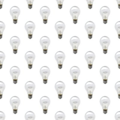 Click to get the codes for this image. Light Bulbs Pattern, Gadgets Background Wallpaper Image or texture free for any profile, webpage, phone, or desktop