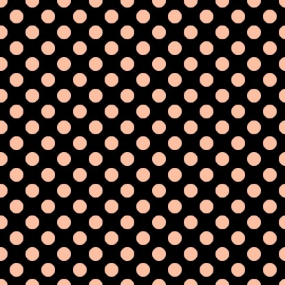Click to get the codes for this image. Light Red Polkadots On Black, Polka Dots, Red Background Wallpaper Image or texture free for any profile, webpage, phone, or desktop