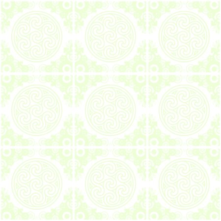 Click to get the codes for this image. Lime Green Ornate Circles And Squares Watermark, Green, Ornate, Circles, Watermark Background Wallpaper Image or texture free for any profile, webpage, phone, or desktop