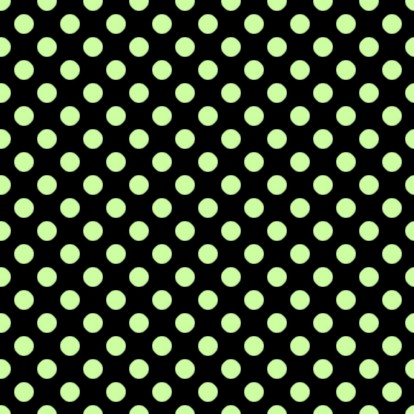 Click to get the codes for this image. Lime Green Polkadots On Black, Green, Polka Dots Background Wallpaper Image or texture free for any profile, webpage, phone, or desktop