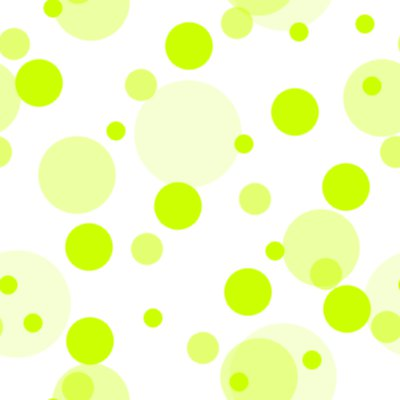 Click to get the codes for this image. Lime Green Random Circle Dots Seamless Background, Circles, Polka Dots, Green Background Wallpaper Image or texture free for any profile, webpage, phone, or desktop