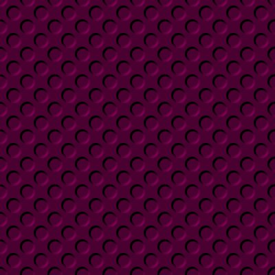 Click to get the codes for this image. Magenta Indented Circles Background Seamless, Beveled and Indented, Circles, Pink Background Wallpaper Image or texture free for any profile, webpage, phone, or desktop